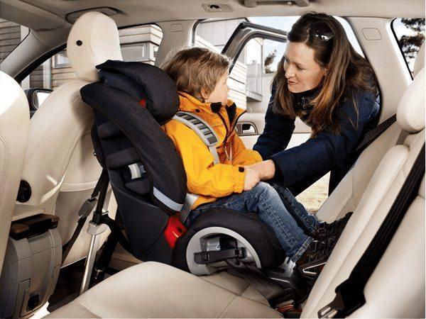 Rear Facing Car Seat Sickness