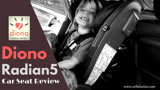 R5 car seat review