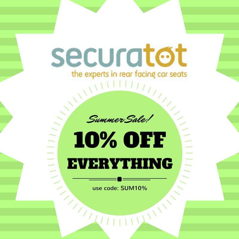Summer Sale! Securatot