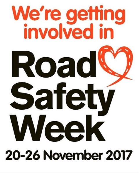 Join us for Road Safety Wekk 2017