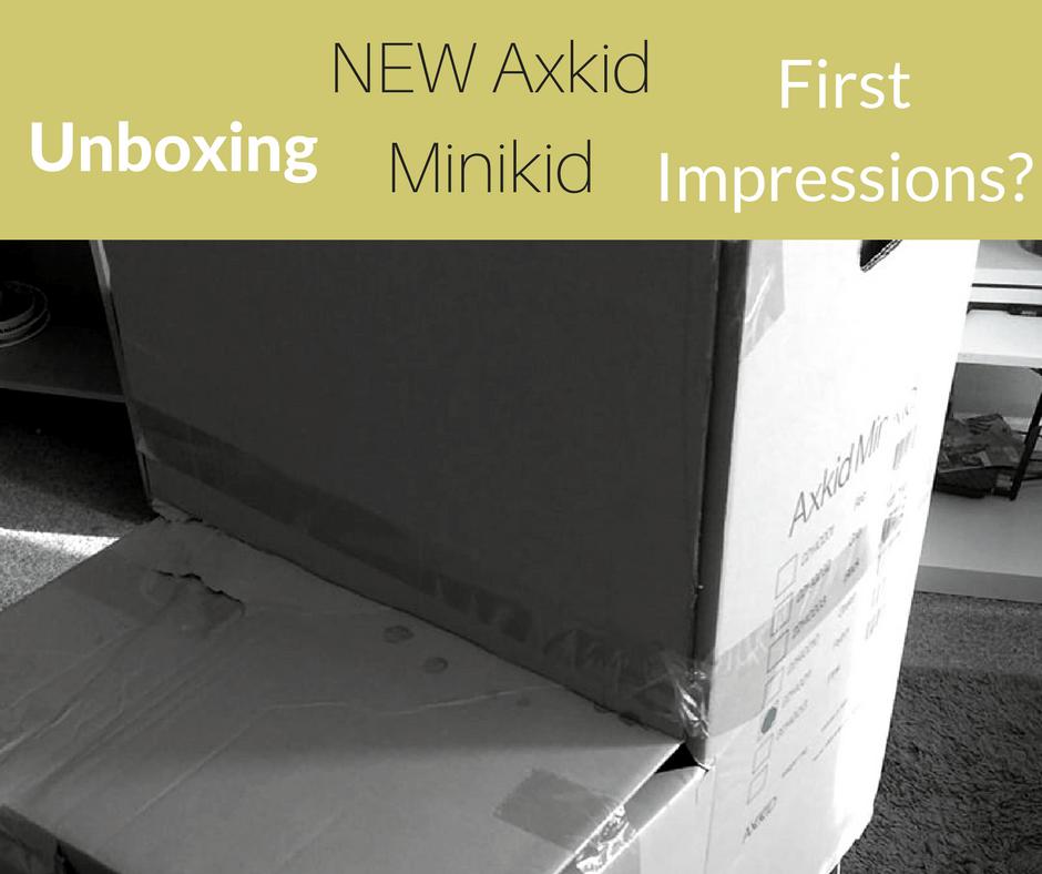 Unboxing Minikid 2.0