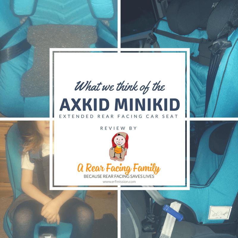 Axkid Minikid 2.0 review