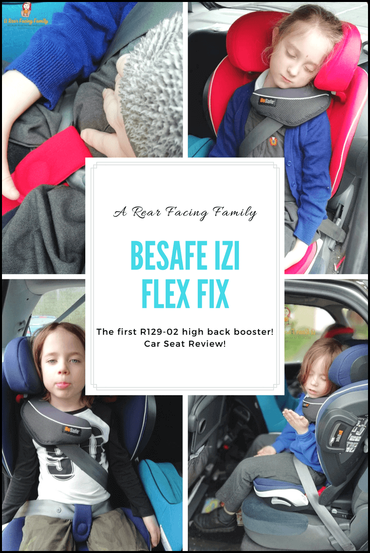 A Rear Facing Family izi Flex review