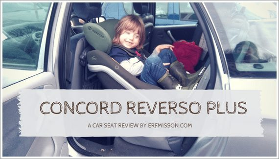 Concord Car Seat Review