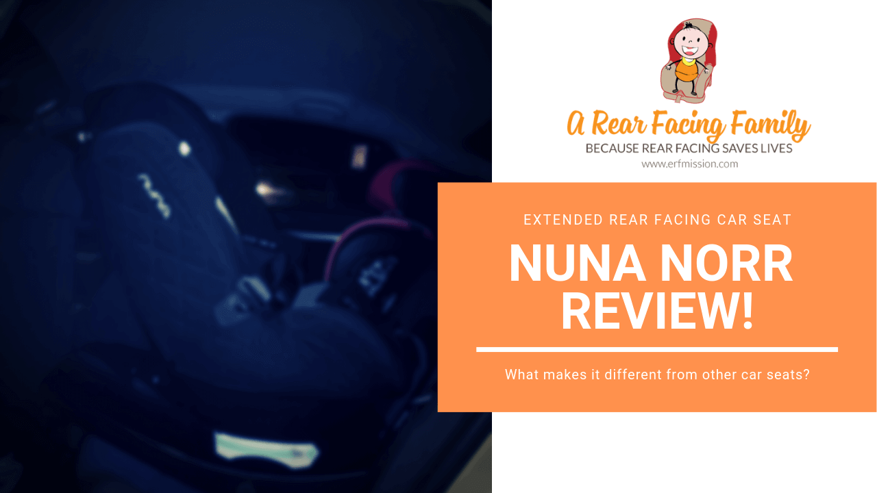 Nuna Norr car seat review